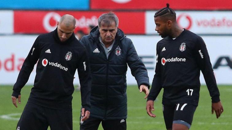 Şenol Güneş'ten Jeramain Lens'e: Fenerbahçe derbisi senin için fırsat, bu şansı iyi değerlendir