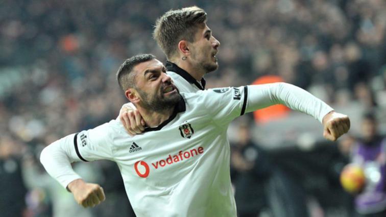 Burak Yılmaz Beşiktaş'taki ilk derbi golünü Fenerbahçe'ye atmak istiyor