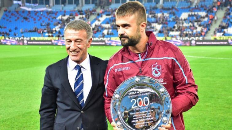 Onur Kıvrak, Trabzonspor'un teknik heyetinde görev alacak