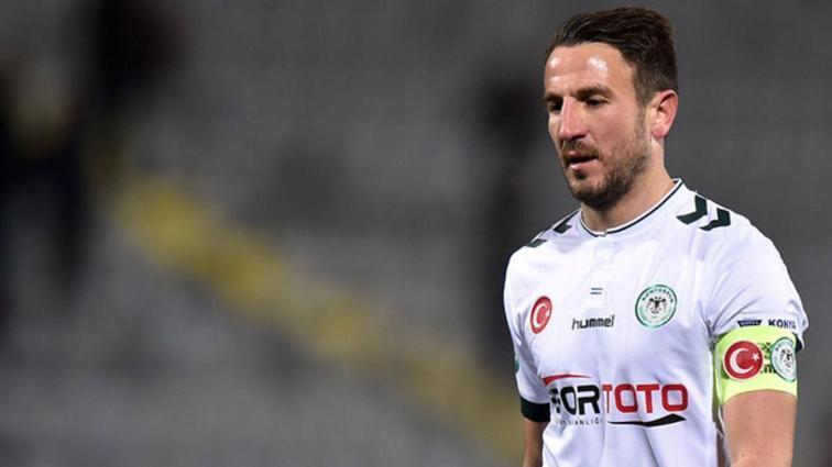 Atiker Konyaspor'da Ali Çamdalı takım kaptanı oldu