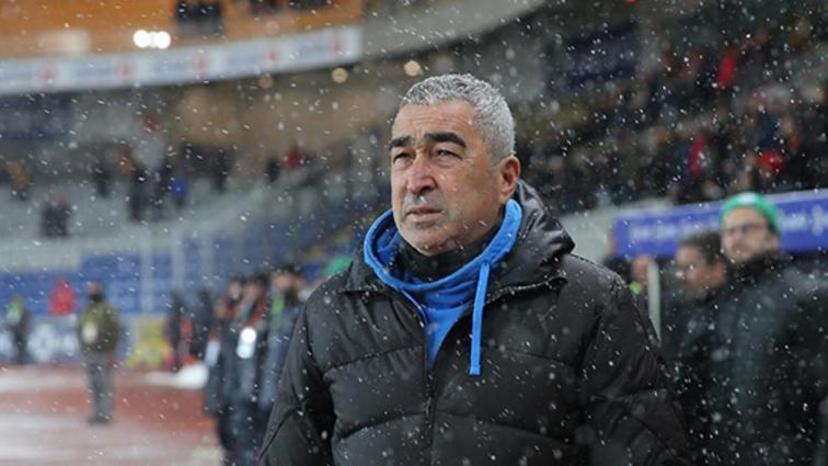 Samet Aybaba: Biz oynayalım istedik
