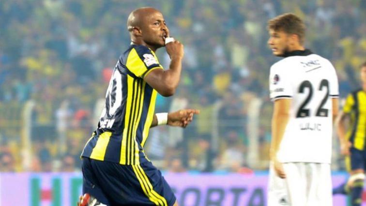 Beşiktaş-Fenerbahçe derbilerinde atılan son 91 golün 69'u yabancı futbolculardan geldi