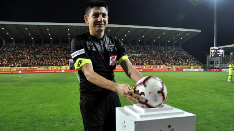Ziraat Türkiye Kupası'nda çeyrek final rövanş maçlarının hakemleri açıklandı