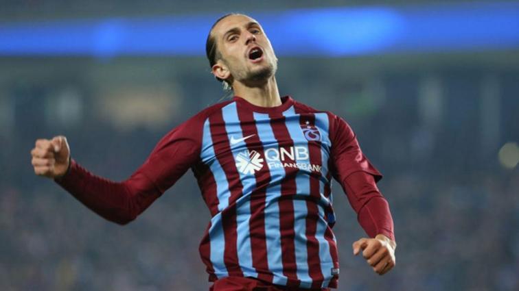 Yusuf Yazıcı: Trabzonspor'da oynamak için savaştım