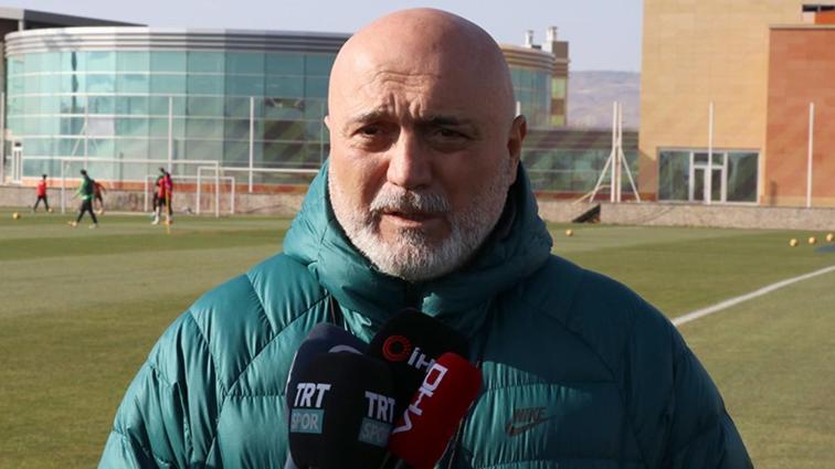 Hikmet Karaman: Konyaspor maçı geride kaldı. Önümüzde Beşiktaş maçı var