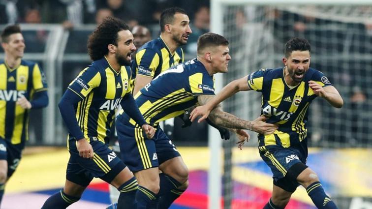 Sadık Çiftpınar: Rakip taraftarın 'Fenerbahçe'ye küme' tezahüratları bizi ateşledi