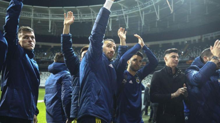 Fenerbahçe'den taraftarına teşekkür mesajı