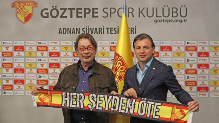Göztepe, Tamer Tuna ile 3.5 yıllık sözleşme imzaladı