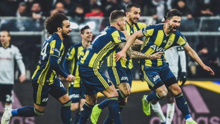 Fenerbahçe'nin derbide gösterdiği reaksiyon camiayı umutlandırdı