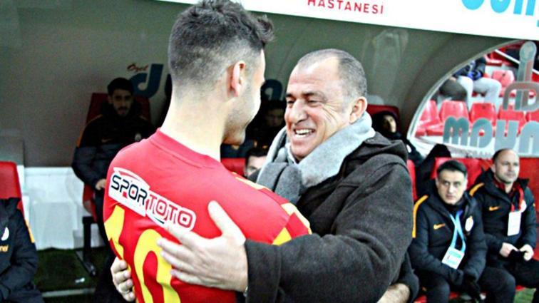 Galatasaray, Deniz Türüç ile sezon sonu için prensip anlaşmasına vardı