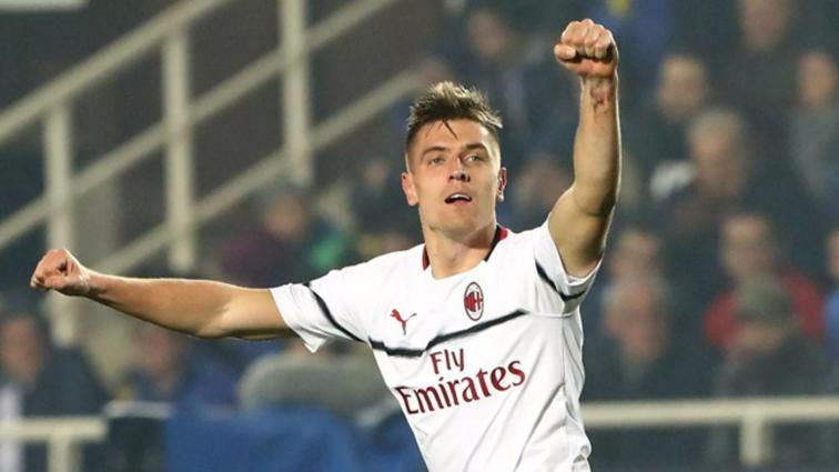 Krzysztof Piatek, Milan'la çıktığı 7 maçta 7 gol attı
