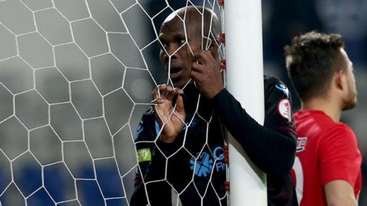 Trabzonspor 9 sezondur kupa yüzü görmüyor