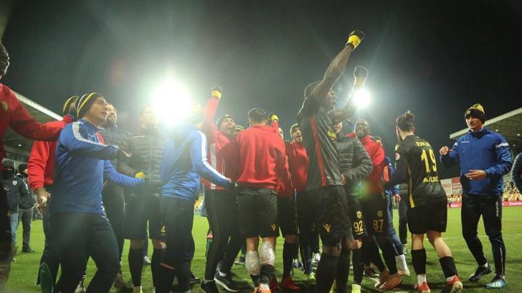 Galatasaray'ın kupadaki rakibi Yeni Malatyaspor oldu