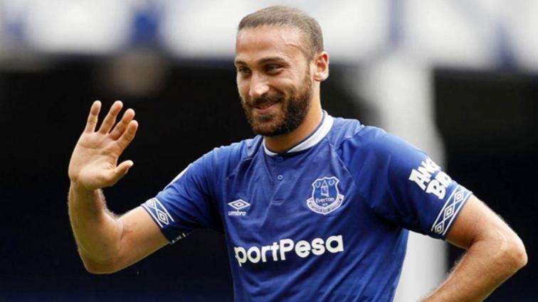 Everton sezon sonunda Cenk Tosun ile yollarını ayırıyor