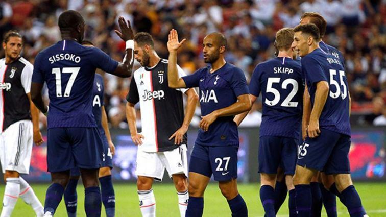 Merih Demiral ilk maçına çıktı Tottenham, Juventus'u 3-2 yendi