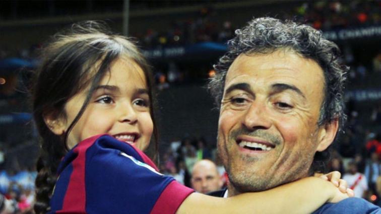Teknik direktör Luis Enrique'nin kızı vefat etti