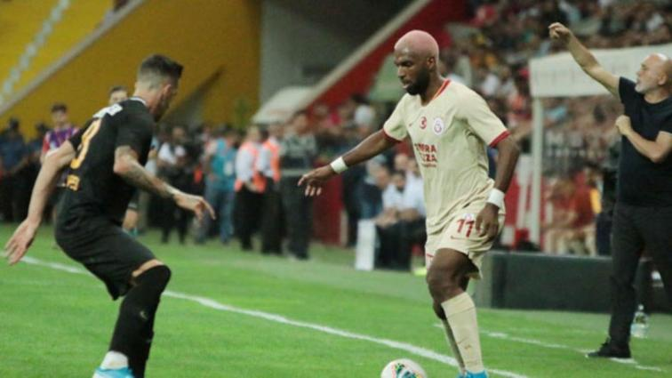 Olaylı maçta kazanan Galatasaray!