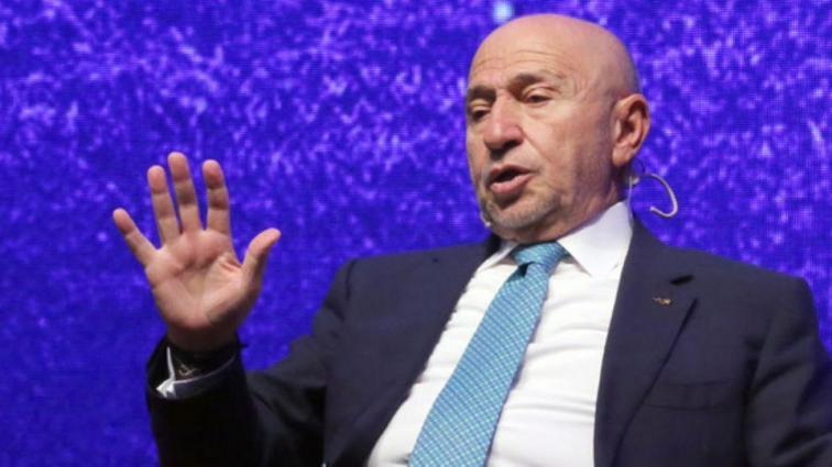 TFF Başkanı Nihat Özdemir: Ocak ayından sonra küme düşme cezası verebiliriz
