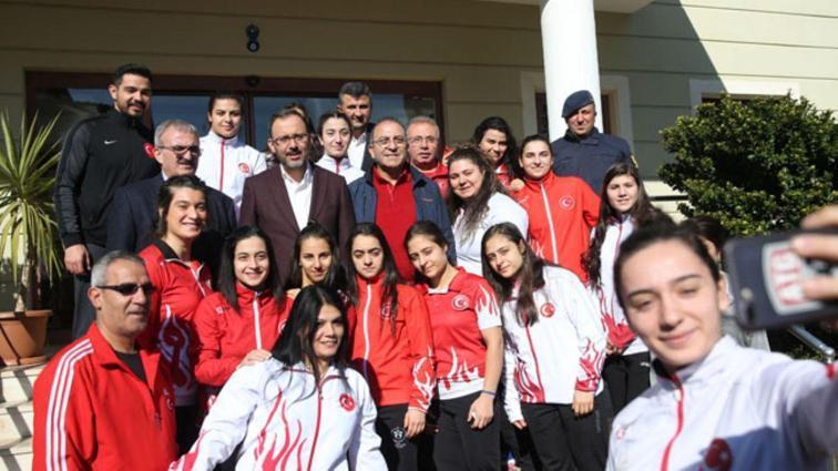'Antalya spor kenti'