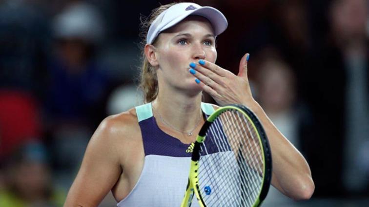 Wozniacki 3. turda elendi, gözyaşlarını tutamadı