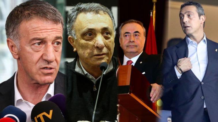 Ali Koç'un isteği sonunda gerçekleşiyor! Başkanlar bir araya geliyor