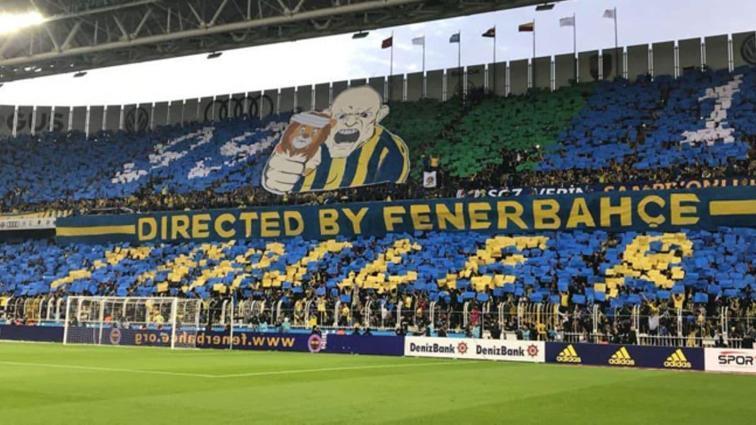 Fenerbahçe taraftarı derbide tribünleri bayram yerine çevirmeye hazırlanıyor