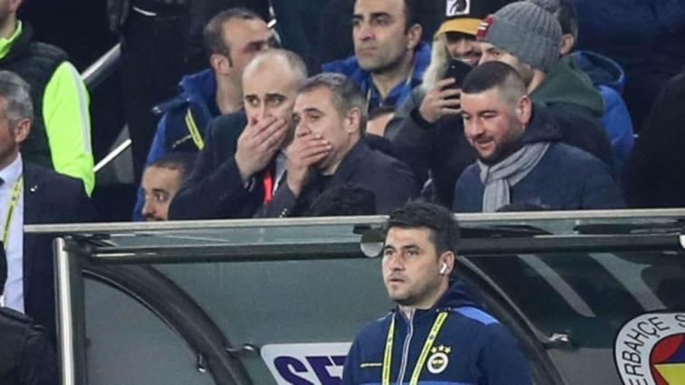 """Fenerbahçe'de Ersun Yanal istifa etti mi"""""""