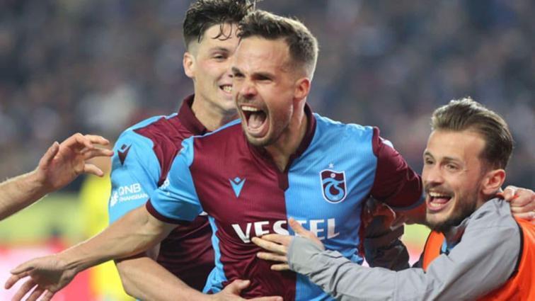 Trabzonsporlu Novak'ın Galatasaray ile görüştüğü ortaya çıktı