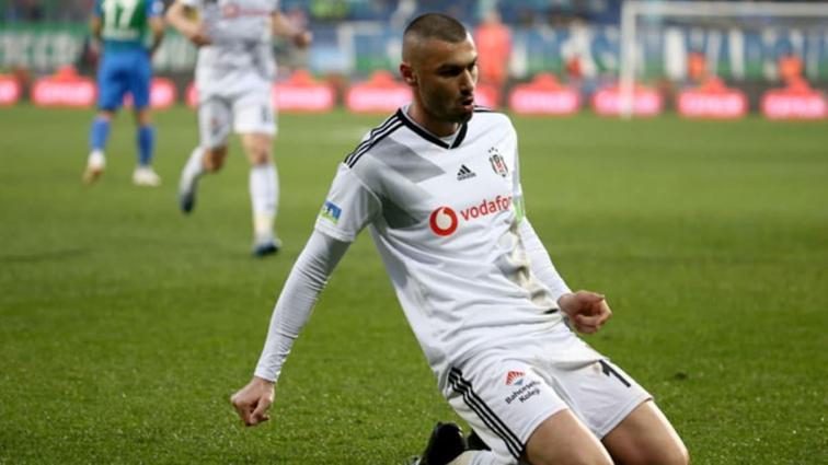 Beşiktaş'tan Burak Yılmaz'a yeni teklif