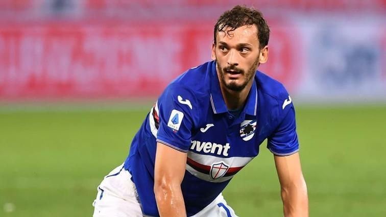 Sampdoria, Manolo Gabbiadini'nin koronavirüs kaptığını duyurdu