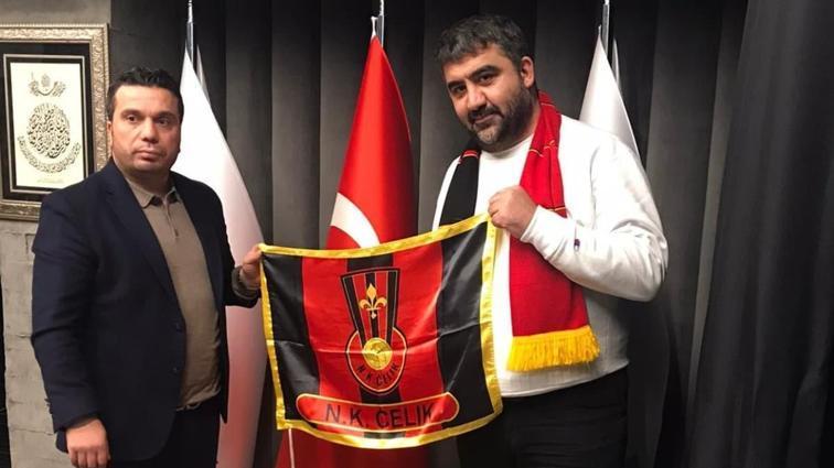 NK Celik Zenica ile anlaşan teknik direktör Ümit Özat'a oturma izni ve lisans verilmedi