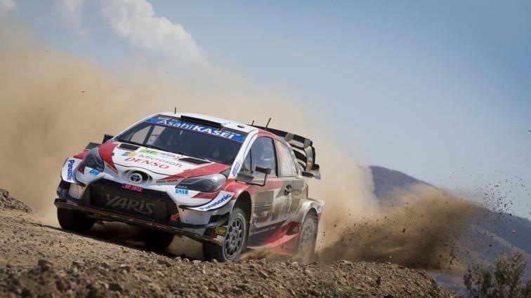 Toyota Gazoo Racing, Meksika Rallisi'nde birinci oldu