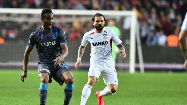 Trabzonspor'da Mikel'in sözleşmesi feshedildi