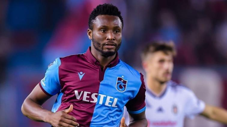 John Obi Mikel'den Trabzonspor'dan ayrıldıktan sonra ilk açıklama