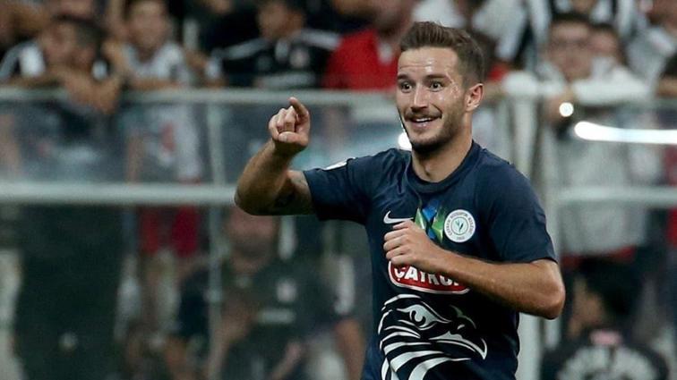 Sergen Yalçın, Beşiktaş yönetiminden Oğulcan Çağlayan'ın transfer edilmesini istedi