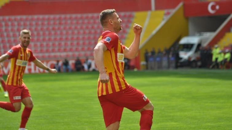 Kayserispor'un gol yükü yabancılarda