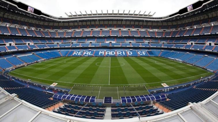 Real Madrid, stadyumunu koronavirüse karşı yürütülen mücadele kapsamında ülkesinin hizmetine verdi