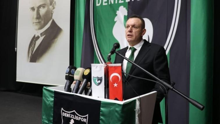 Denizlispor'da personele koronavirüs izni