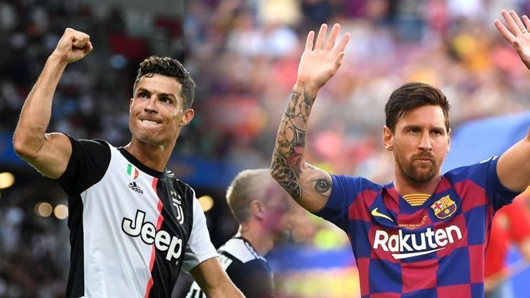 CR7 ve Messi'den büyük yardım
