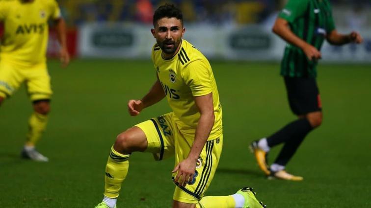 Fenerbahçe'de Hasan Ali ile yeni sözleşme kararı