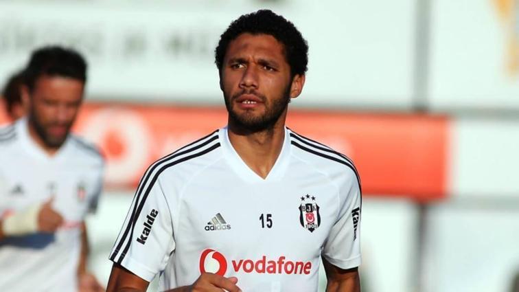 Arsenal kararını verdi, Elneny 1 yıl daha Beşiktaş'ta
