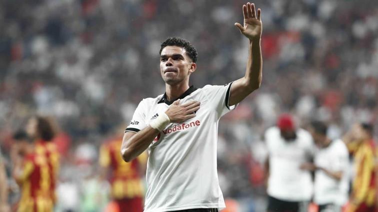 Pepe'den itiraf! 'Beşiktaş'ta oynarken...'