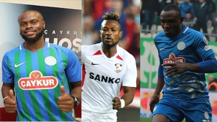 Süper Lig'in Afrikalı yıldızlarından ırkçı açıklamaya sert tepki