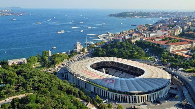 Beşiktaş'ın yuvası Vodafone Park 4 yaşında
