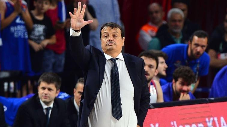 """Ergin Ataman: """"Oyuncularım çok kararlılar"""""""