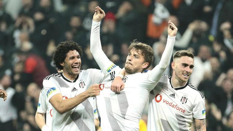 Beşiktaş'ta yabancılar bugün geri dönüyor