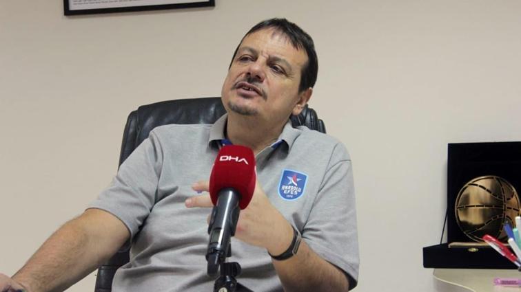 Ergin Ataman: EuroLeague'in oynanma ihtimali yüksek