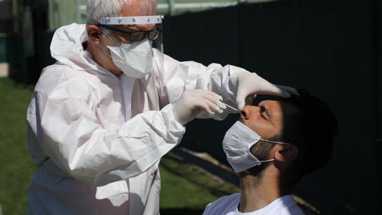 Alanyaspor'da ikinci koronavirüs test sonuçları çıktı