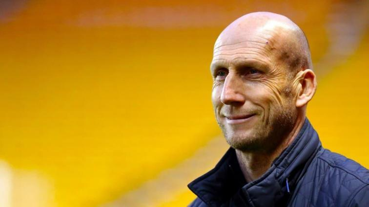 Jaap Stam, MLS ekibi Cincinnati'nin yeni teknik direktörü oldu