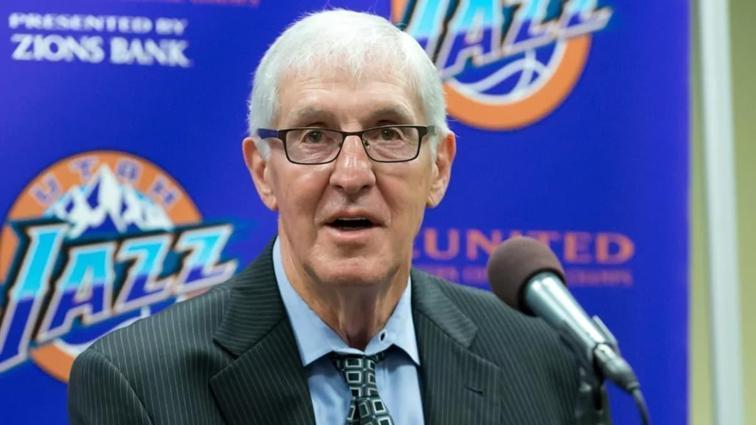 Utah Jazz'ın efsanesi Jerry Sloan yaşamını yitirdi